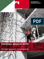 Catalogo HILTI 2010
