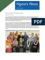 Ngaro News N. 11 6 November 2013