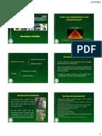 Aulas - Parte II - Ciências do Ambiente 2012-2