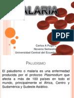 malaria en pediatria.pptx