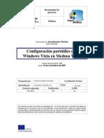 Configuracion Portatiles Con VISTA en Medusa WIFI