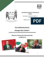 TRABAJO 4 Ernesto Zedillo - Felipe Calderón