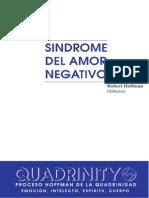 Sindrome Del Amor Negativo