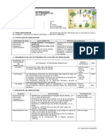 Sesion_de_aprendizaje Clasificacion de Las Plantas