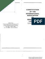 Constitution Cape Town Congress 1996