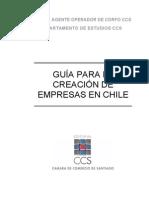 CCS Guía creación de empresas