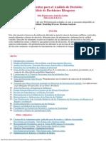 Modelos Probabilísticos_ del Análisis de la Decisión