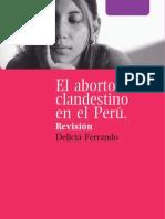 El Aborto Clandestino