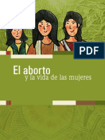 El aborto y la vida de las mujeres