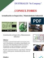 Actualización de Inspección y Mantenimiento Industrial HEE Consultores