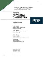 Respostas - Físico-Química (vol.1) - Atkins
