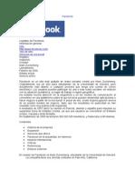 Manual Manejo FACEBOOK