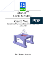 Genie User Manual Volume 2