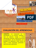 EVALUACIÓN EXPO. recreo escolar