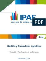 Unid 2 - Planificación de Compras - Sesión 4 - GOL - IPAE Chiclayo