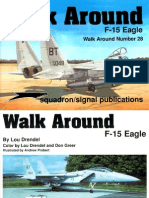 [Aviation] - [Squadron-Signal] - [Walk Around n28] - F-15 Eagle