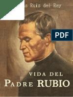 Vida Del Padre Rubio