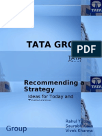 TATA Motors and TATA Steel