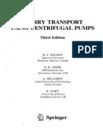 Slurry Transport Using Centrifugal Pumps - InDICE