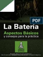 LABO RITMO - Bateria Aspectos Consejos