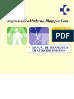Manual de terapéutica en atención primaria
