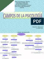 Campos de la Psicología