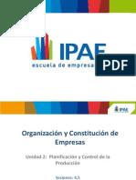 Unid 2 - Produccion - Sesión 4 - OCE - IPAE Chiclayo