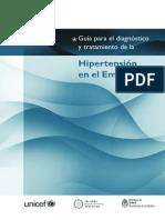 Medicina - Ginecologia y Obstetricia - Guia Para El Diagnostico y Tratamiento de La Hipertension en El Embarazo
