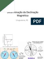 determinacao_declimagnetica