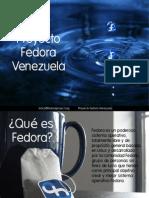 Presentacion Fedora Ve