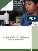 Plan Estrategico Sdde 2012 2016