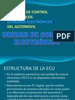 Estructura de Una ECU