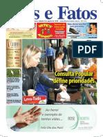 Jornal Atos e Fatos - Ed. 635 - 08-08-2009