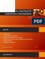 78_Electronic Auctions & Expressive Mechanisms