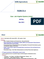 PGDM-721-4-JainIrrigation.ppt