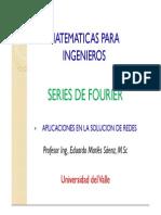 0000Semana08 001 Diapositivas Series de Fourier Aplicaciones1