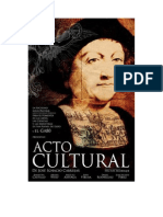 Dossier Acto Cultural