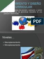Planeamiento y diseño curricular.pptx