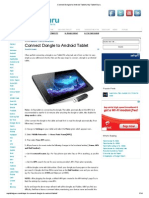 Connect Dongle to Android Tablet _ My Tablet Guru.pdf