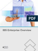 IBS Enterprise Software Overview