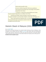 Statistik Obesiti di Malaysia.docx