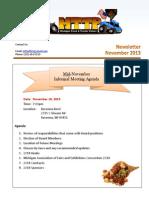2013.11 Newsletter