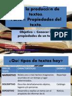 Hacia La Produccion de Textos 1