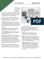 Sola-Control-Transformer-Selection.pdf