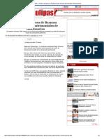 06-11-2013 'Recibe Contralora de Reynosa Declaraciones Patrimoniales de Funcionarios'