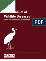Field Manual of Wildlife Diseases