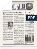 Climate Alert Vol 4 No 3 (May 1991), Climate Institute (Washington DC)