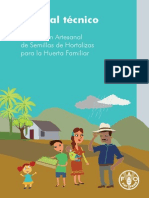 FAO (2011) - Producción Artesanal de Semillas de Hortalizas