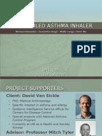 GPS Enabled Asthma Inhaler(2) 1