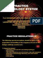 Practice immunology system dr. Muh. Hatta.ppt